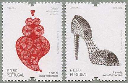 2013年ジョアナ・バスコンセロスの芸術2種
