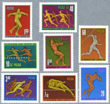 1966年ヨーロッパ陸上8種