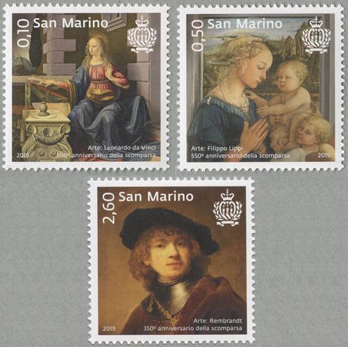 ルネサンス、バロック時代の画家3種