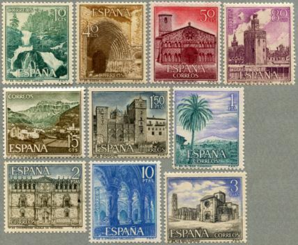 1966年観光10種
