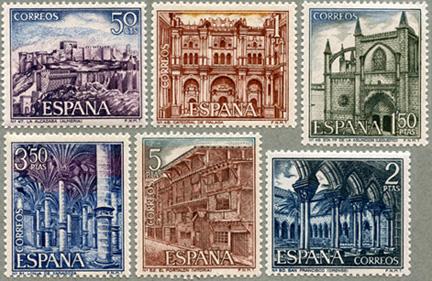 1970年観光6種