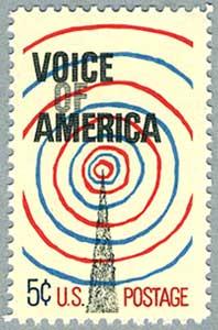 アメリカ1967年 VOA放送25年