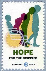 アメリカ1969年 身障者社会復帰