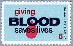 アメリカ1971年 献血運動