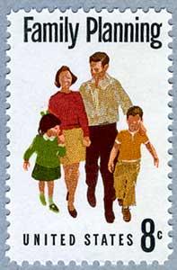 アメリカ1972年 家族計画