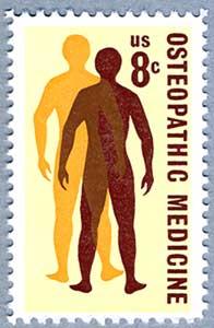 アメリカ1972年 整骨療法協会75年