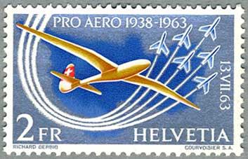 スイス1963年 プロ・アエロ