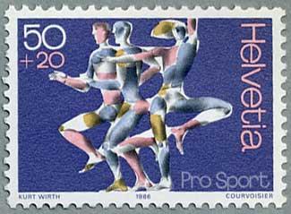 スイス1986年スポーツ振興