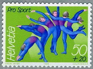 スイス1989年スポーツ振興