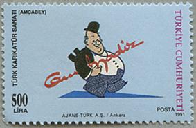 1991年「Amcabey」