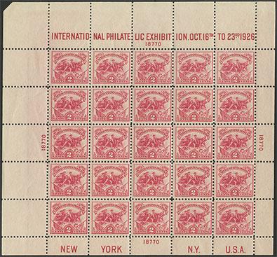 1926年国際切手展