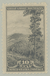 10cグレートスモーキー山脈