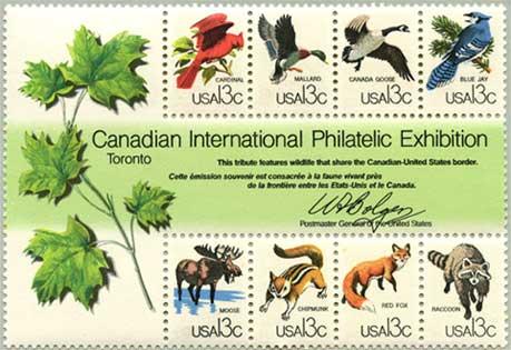 カナダ国際切手展・CAPEX'78
