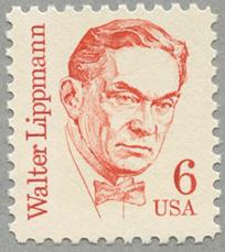 ジヤーナリスト ウォルター・リップマン