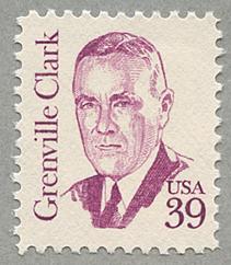 愛国者Drenville Clark