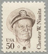 海軍元帥チェスター・ニミッツ