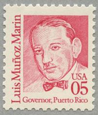 知事ルイス・ムニョス・マリン