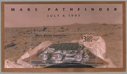 火星探査機小型シート