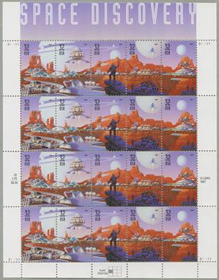 紋章切手帳