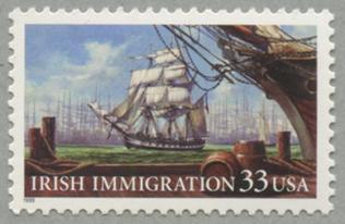 アイルランド移民