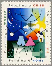 アメリカ2000年養子縁組