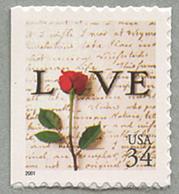 LOVE バラ34c(印面小)