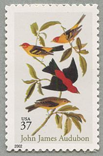 鳥類画家オーデュボン