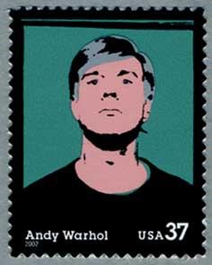 アーティスト アンディ・ウォーホル