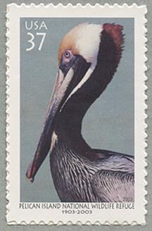 ペリカン島野生動物保護区