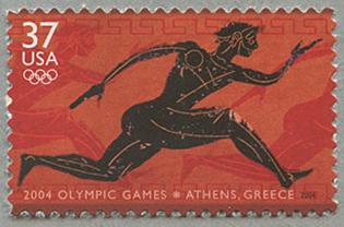 アテネ・オリンピック