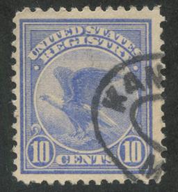 書留切手(使用済)