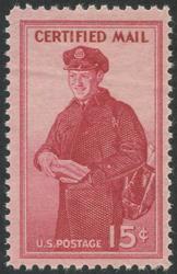 保証郵便用切手