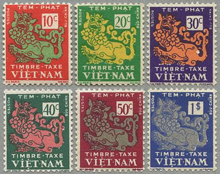 1952年獅子6種