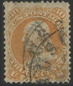 1861年30cフランクリン